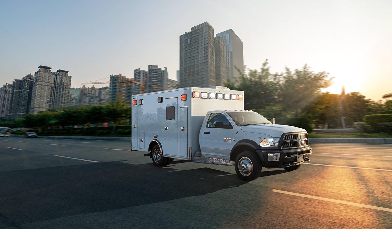 MSV-II 157 type-1 ambulance