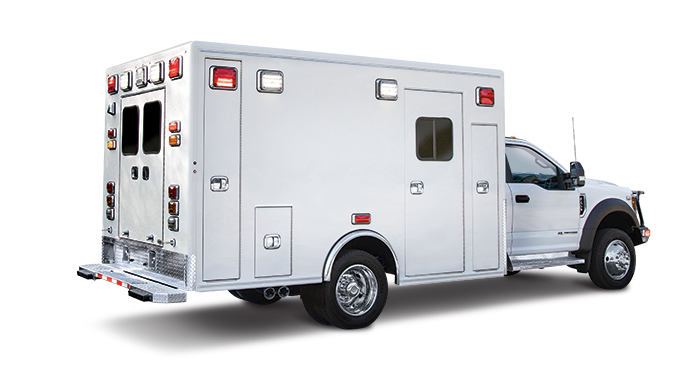 Medix MSV-II 157 Type I Ambulance