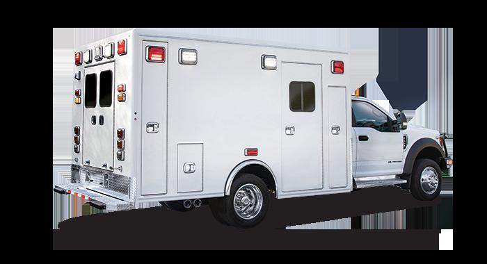 Medix MSV-II 157 Type I Ambulance