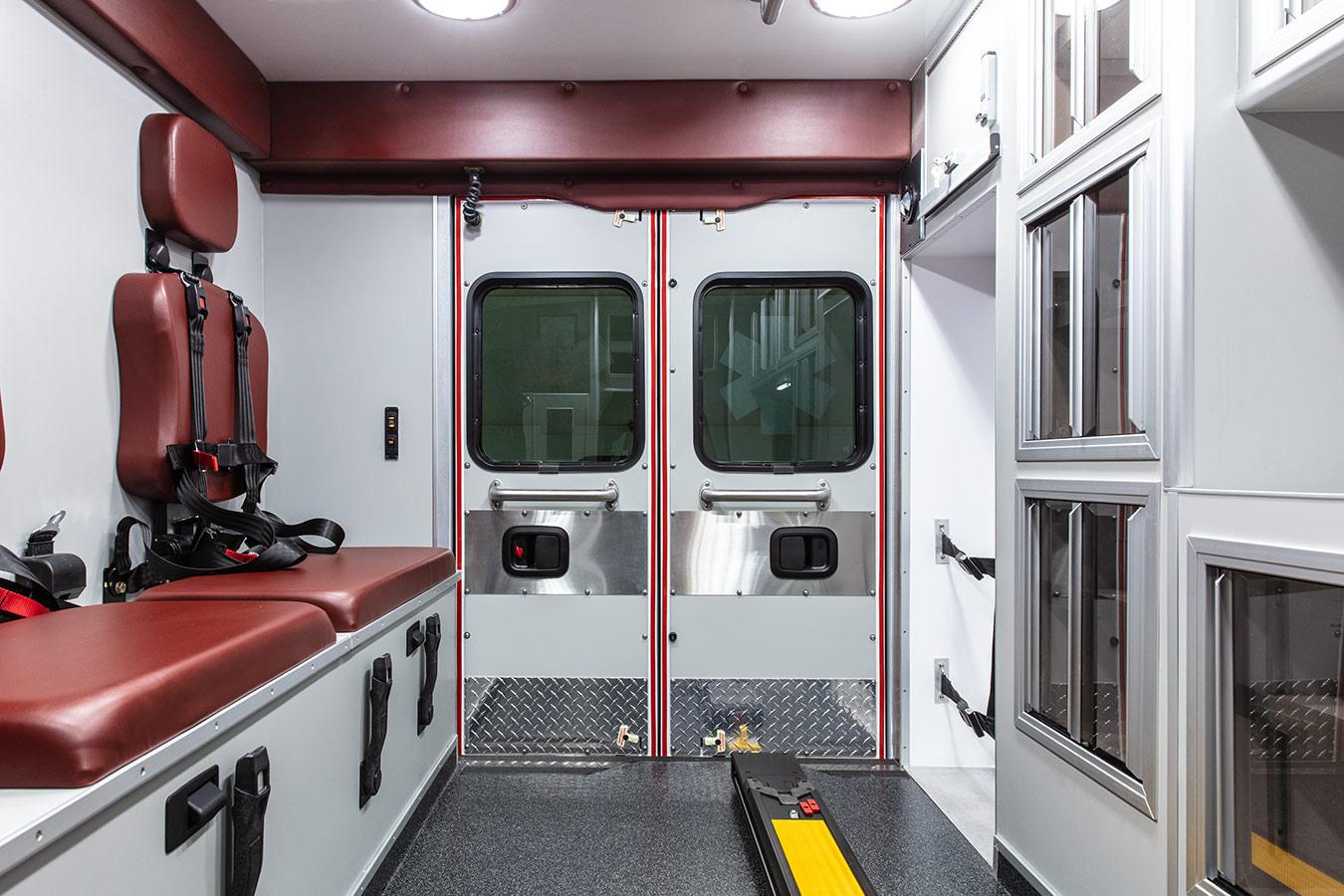 Metro Express RP90ES Type-1 Interior 2