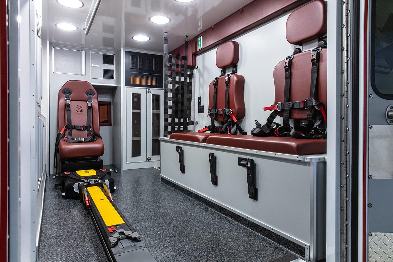 Metro Express RP90ES Type-1 Interior 4