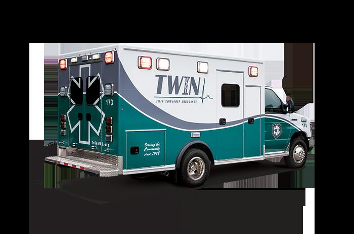 Metro Express RP90ES type-3 Twin Township