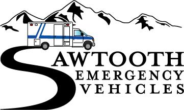Sawtooth Emergency Vehicles logo