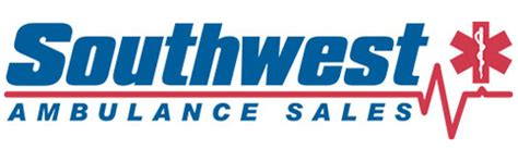 Southwest Ambulance Sales logo